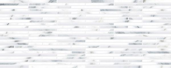 Снимка на 20/50 Декор Marmi brick bianco