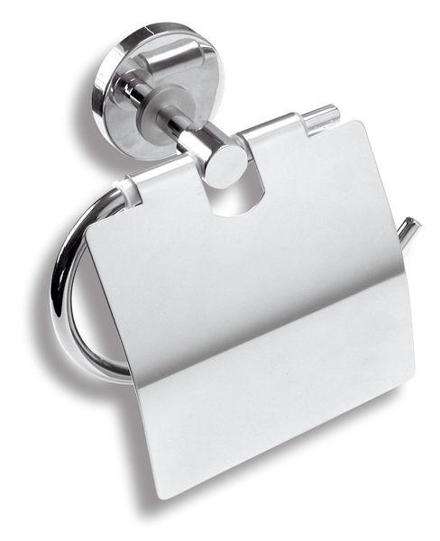 Снимка на 6838.0 Поставка за тоалетна хартия MEPHISTO хром