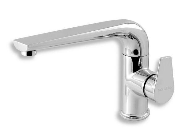 Снимка на NOBLESS 42096.0 Смесител стоящ за умивалник/мивка