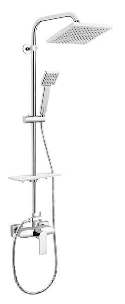 Снимка на NP74-BAQ7U Комплект за душ със смесител за душ