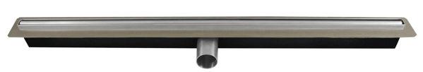 Снимка на OLS1-65 Линеен сифон, решетка, инокс 650 мм
