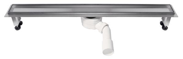 Снимка на OLS1-75 Линеен сифон, решетка, инокс, 750мм