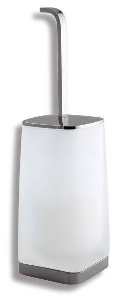 Снимка на WC четка Metalia 4 хром конзолна, 6433.0