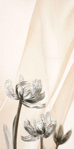 Снимка на ДЕКОР 30/60 MARBLE BEIGE WHITE FLOWER 1 SERANIT