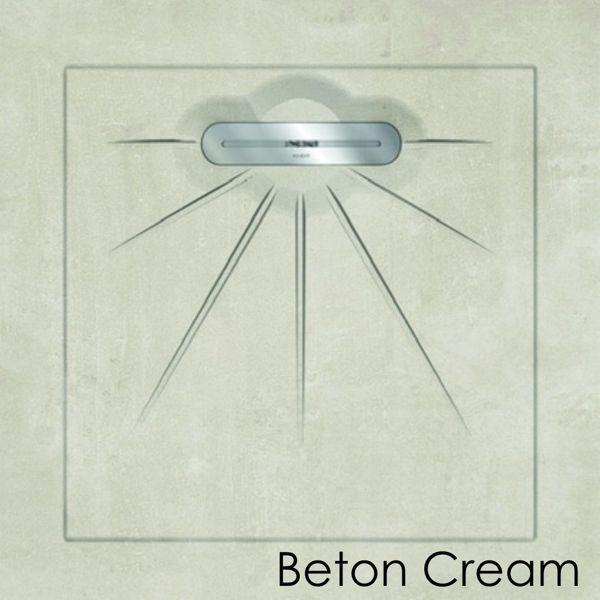 Снимка на ДУШ КОРИТО 90/90  BETON CREAM SERANIT
