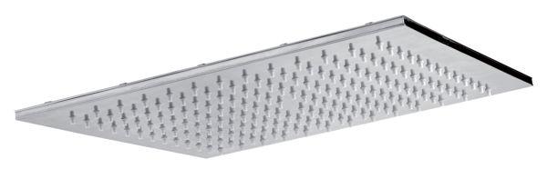 Снимка на Конзолен душ стомана квадрат тропически дъжд300 мм хром RUPV/246.0