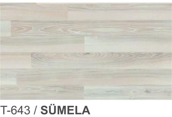 Снимка на Ламиниран паркет 8мм АС3 31кл  SUMELA   Дъб Сомела Т-643