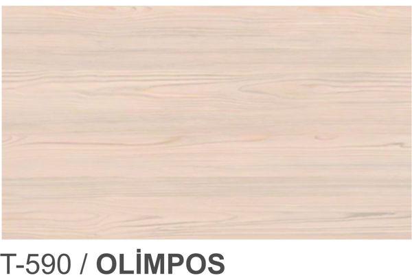 Снимка на Ламиниран паркет 8мм АС3 31кл OLIMPOS T-590