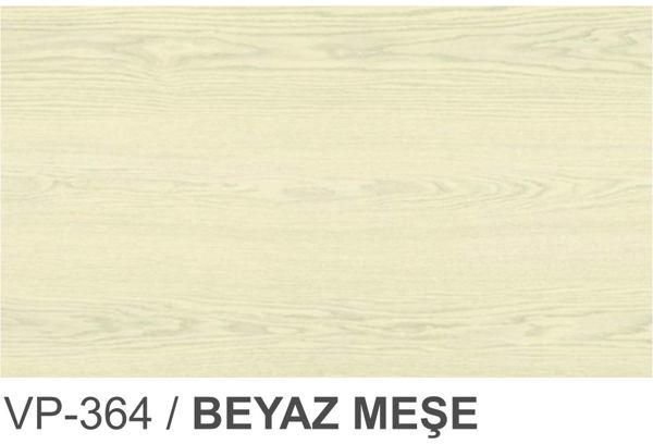Снимка на Ламиниран паркет 8мм АС4 32кл BEYAZ MESE/WHITE OAK  VP-364 с фуга