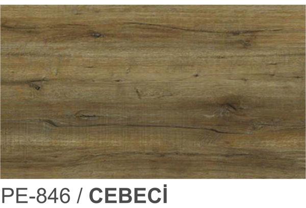 Снимка на Ламиниран паркет 8мм АС4 32кл CEBECI  large  PE-846
