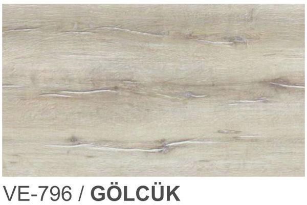 Снимка на Ламиниран паркет 8мм АС4 32кл GOLCUK  VX-796
