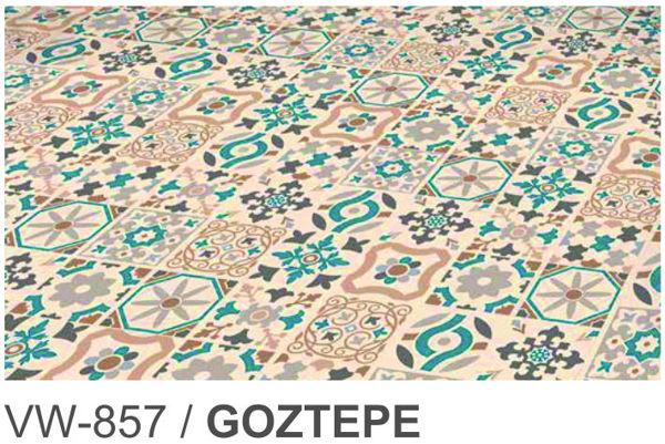 Снимка на Ламиниран паркет 8мм АС5 33кл GOZTEPE VW-857