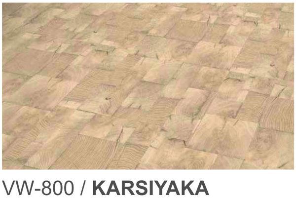 Снимка на Ламиниран паркет 8мм АС5 33кл KARSIYAKA/КЪРШИЯКА  VW-800