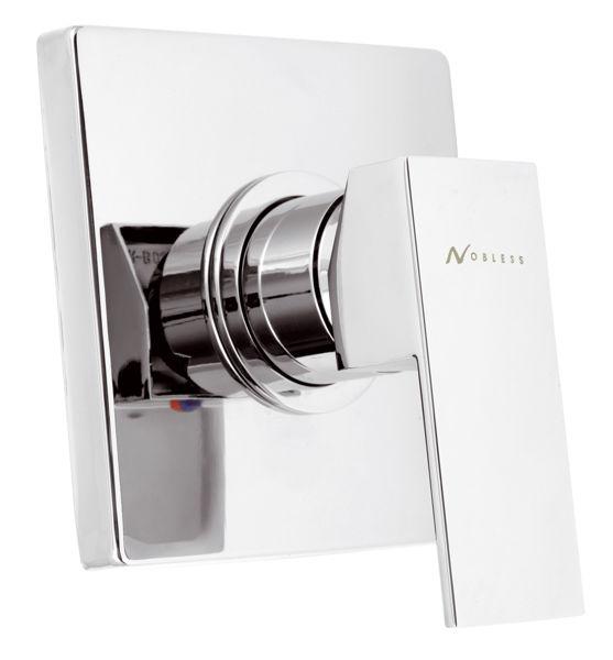 Снимка на Смесител за душ вграден EDGE хром 36050.0
