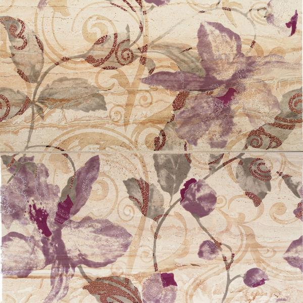 Снимка на Декор 50/50 Бали Орхидея (2части) 1918
