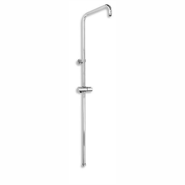 Снимка на Тръбно окачване с плъзгач за смесител с горния и долния изв. SET067.0