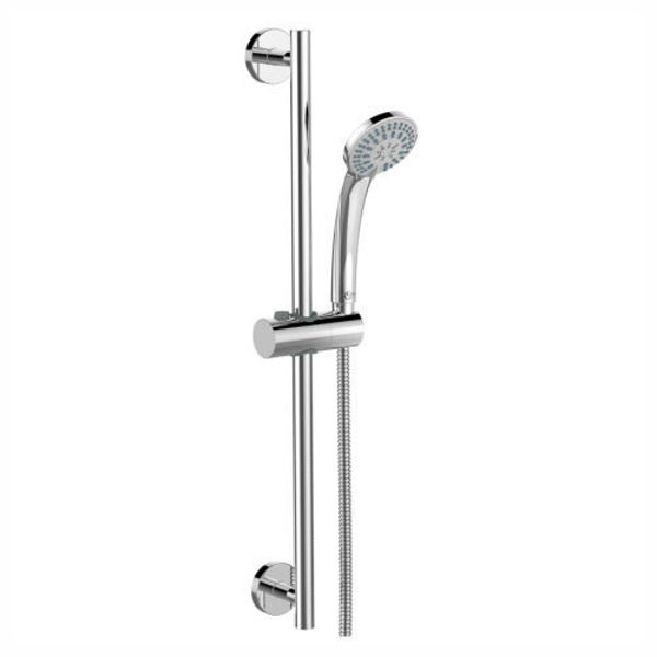 Снимка на B1248AA UNA душ комплек(3-фукционален душ+тръбно окачване+ шлаух)