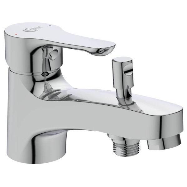 Снимка на BC655AA ALPHA смесител стоящ за вана/душ без аксесоари