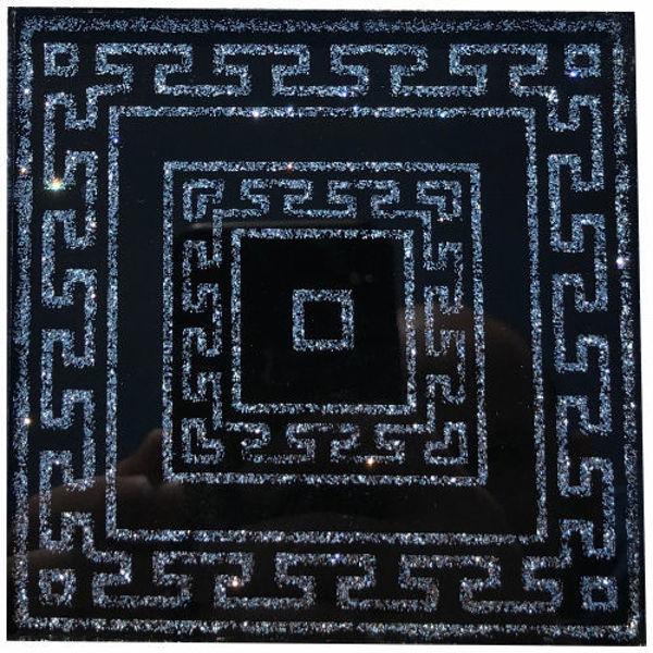 Снимка на 10/10 Стъклен фриз 083 VERSACE BLACK