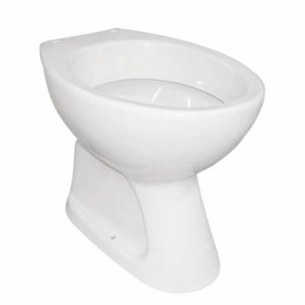 Снимка на Тоалетна чиния CLASSICA 355 с вертикално оттичане за стенно казанче