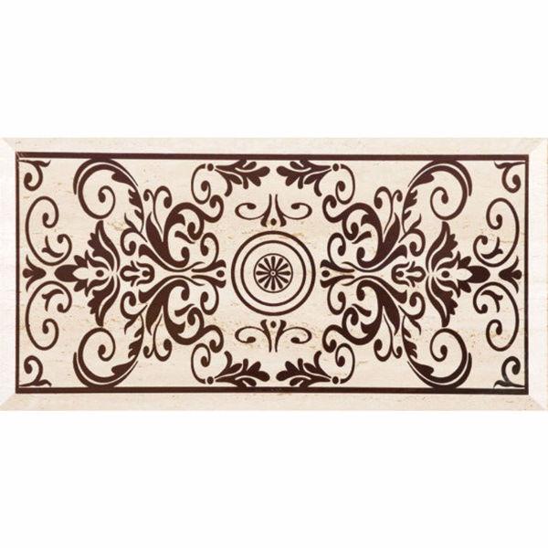 Снимка на Фриз Декор 18361 25х50 Таити фасет
