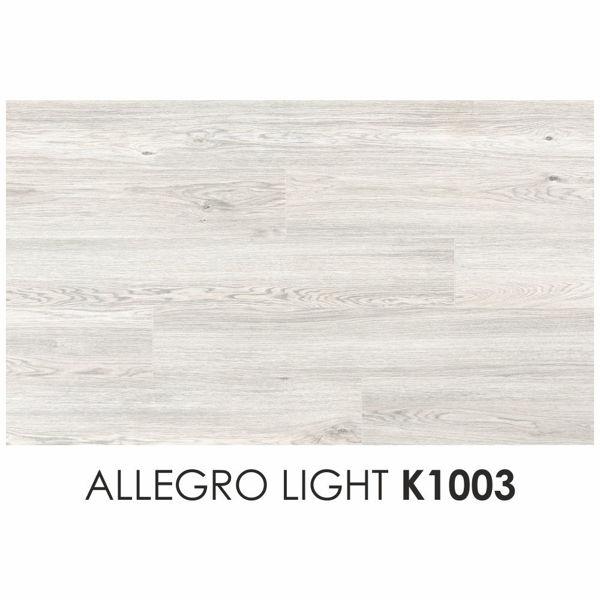 Снимка на Ламиниран паркет 8мм АС4 Cadenza ALLEGRO LIGHT K1003