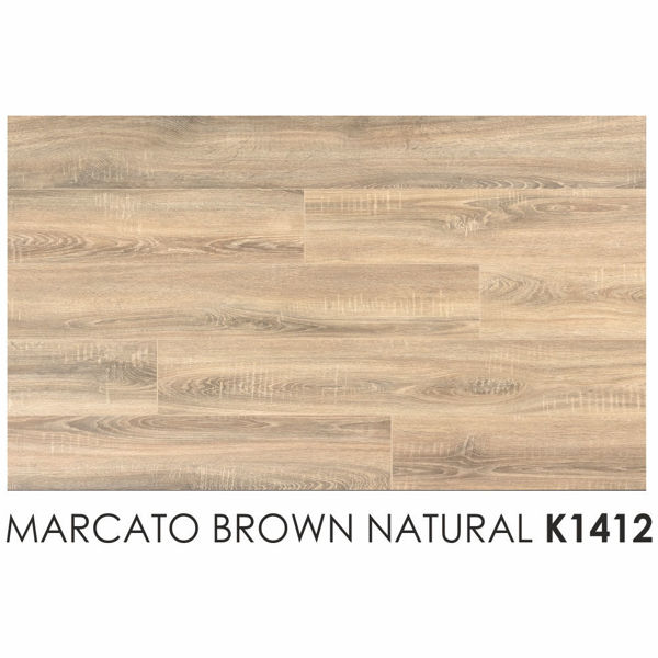 Снимка на Ламиниран паркет 8мм АС4 Cadenza MARCATO BROWN NATURAL K1412