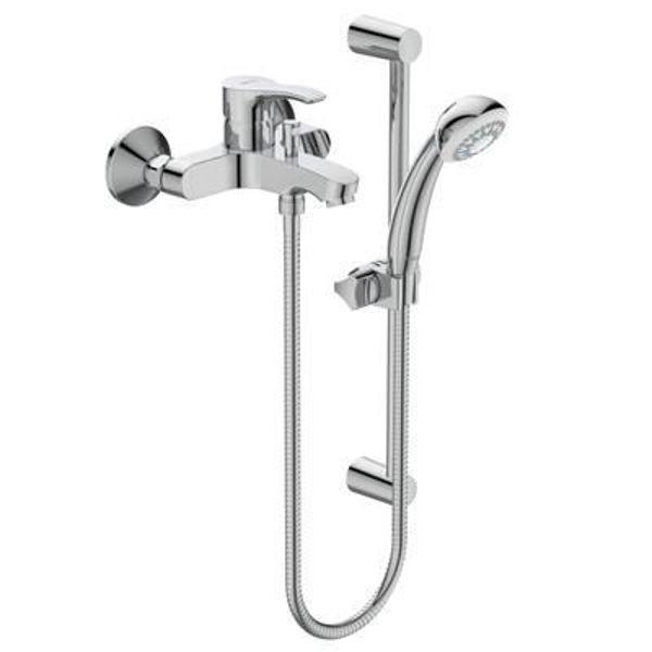 Снимка на BC389АА Смесител стенен за вана/душ Seva S