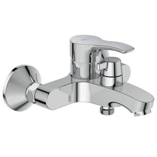 Снимка на BC556AA Seva S - смесител стенен за вана/душ