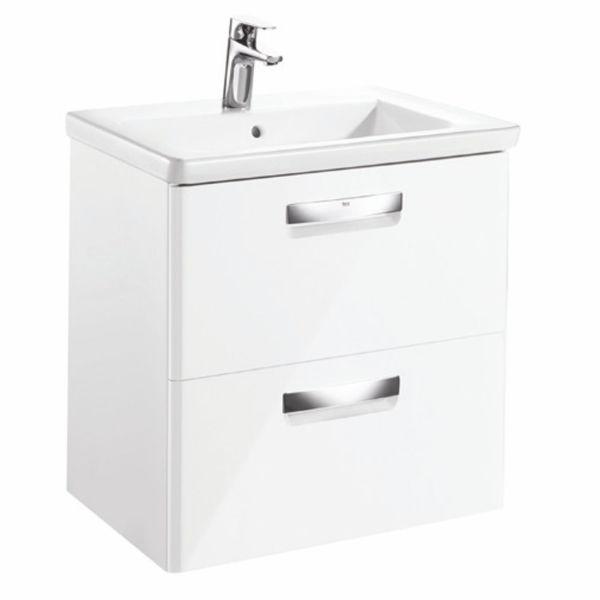 Снимка на The GAP Шкаф за баня с  мивка 80см бял  A851465806