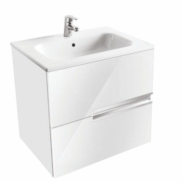 Снимка на VICTORIA-Nord ICE  шкаф 60см бял А851636404 с мивка