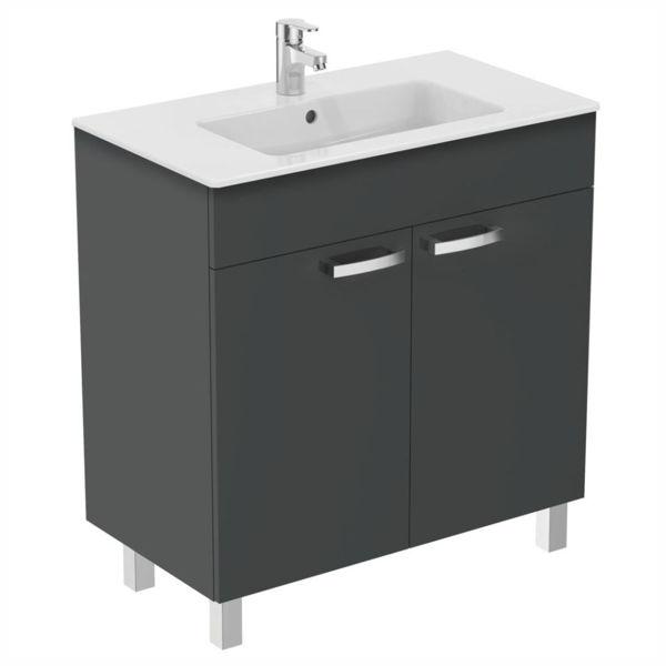 Снимка на E0568TI Tempo Шкаф 80см без мивка (мивка Е066901)
